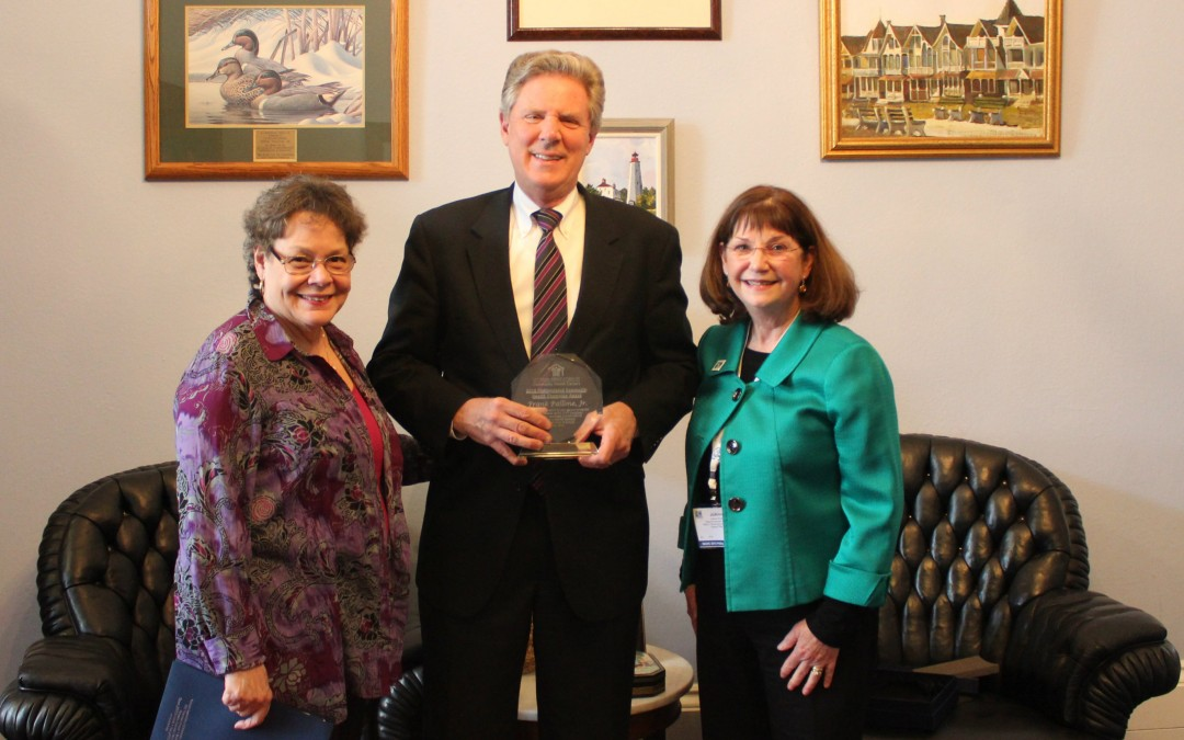 We Join Monmouth Family Health Center to Honor Congressman Pallone
