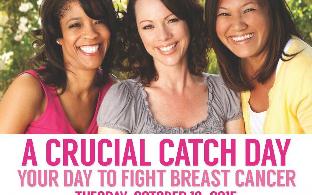 "CHC to Host ""Crucial Catch Day"" to Fight Breast Cancer"