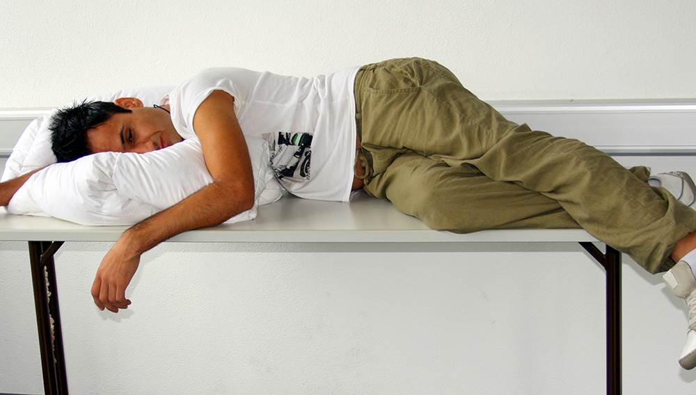 How Sleep Deprivation Effects You
