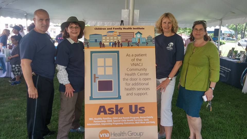 Fun at VNACJ Community Health Day