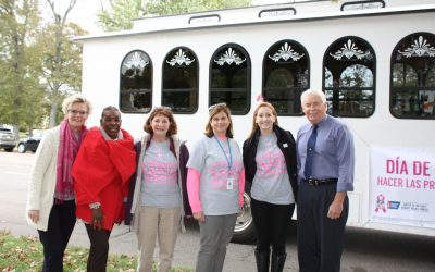 "Free Mammograms Given at VNACJ's ""Crucial Catch Day"""