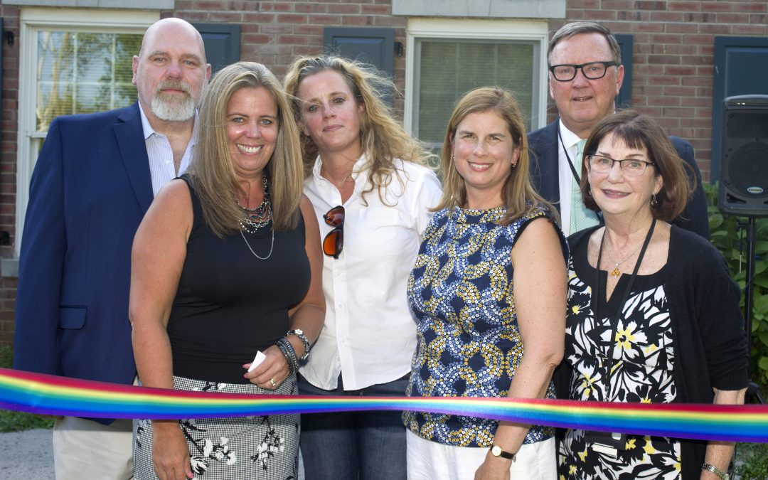 REGION'S FIRST AND ONLY LGBTQ+ HEALTH CENTER OPENS IN ASBURY PARK