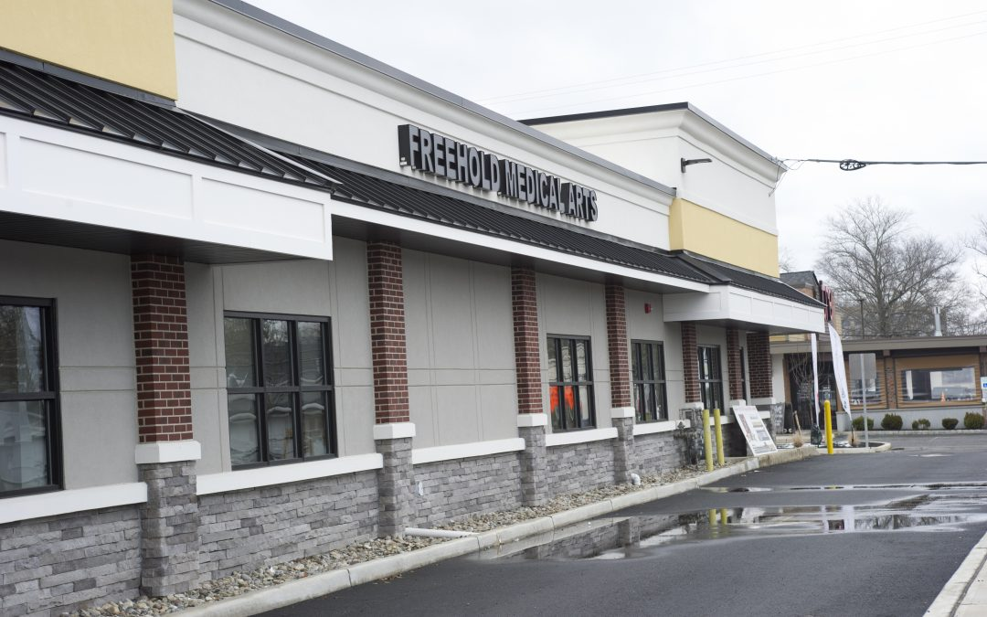 The New Freehold Family Health Center is Opening March 20th