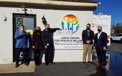 VNA of Central Jersey Community Health Center Receives Grant from FirstEnergy Foundation in Support of LGBTQ Center for Health and Wellness
